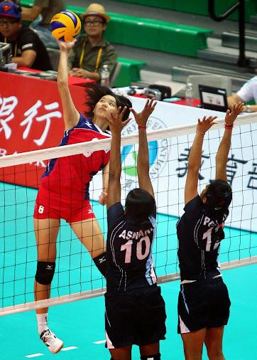 〈亞青女排賽〉中華隊第5收場 盼集訓期更長   TSNA